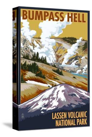 Bumpass Hell - Lassen Volcanic National Park, CA