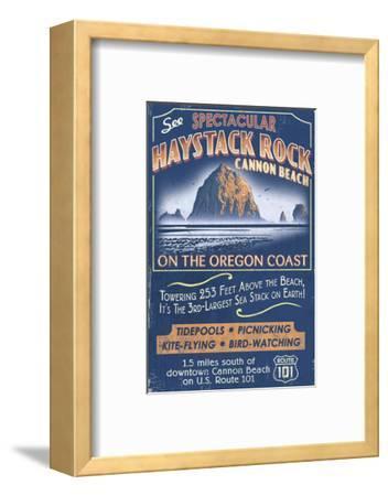 Cannon Beach, Oregon - Haystack Rock