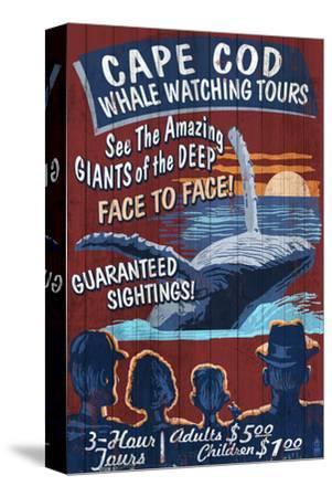 Cape Cod, Massachusetts - Whale Watching