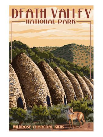 Charcoal Kilns - Death Valley National Park