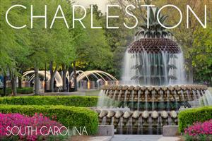 Charleston, South Carolina - Pineapple Fountain by Lantern Press