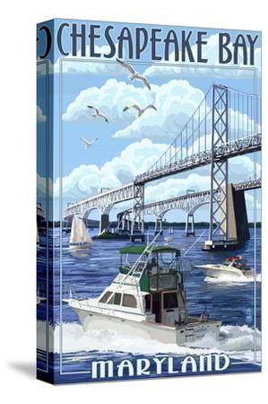 Chesapeake Bay Bridge - Maryland