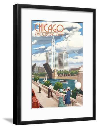 Chicago, Illinois - River View