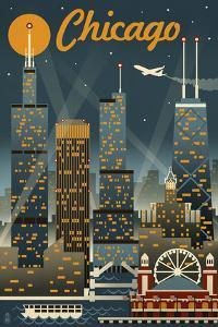 Chicago by Lantern Press