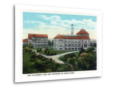 Cincinnati, Ohio - Eden Park Art Academy and Museum Exterior