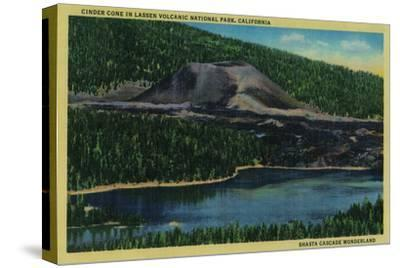 Cinder Cone in Lassen Volcanic National Park - Mt. Lassen