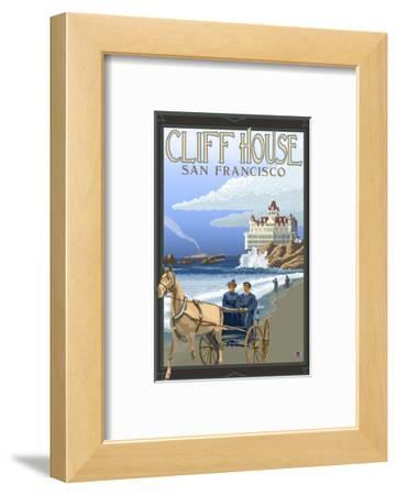 Cliff House, San Francisco, California