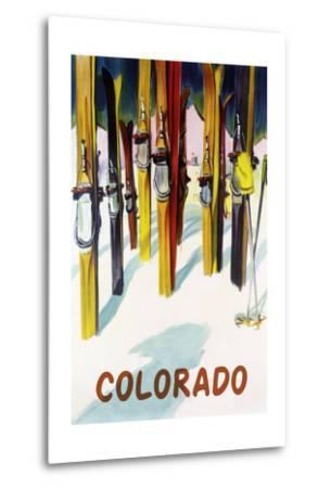 Colorado - Colorful Skis