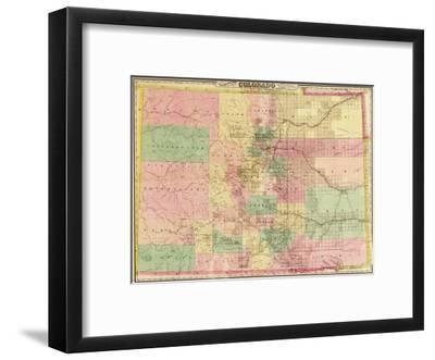 Colorado - Panoramic Map