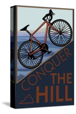 Conquer the Hill - Mountain Bike