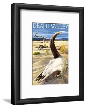 Cow Skull - Death Valley National Park