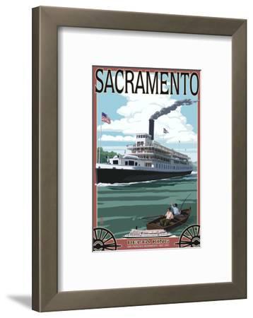 Delta King Riverboat - Sacramento, CA