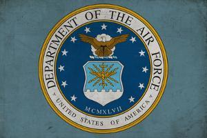 Department of the Air Force - Military - Insignia by Lantern Press
