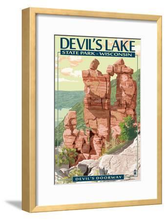 Devil's Lake State Park, Wisconsin - Devil's Doorway