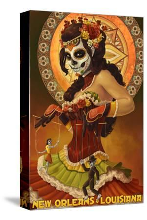 Dia De Los Muertos Marionettes - New Orleans, Louisiana