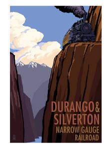 Durango and Silverton Narrow Gauge Railroad, c.2009 by Lantern Press