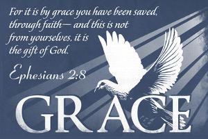Ephesians 2:8 - Inspirational by Lantern Press