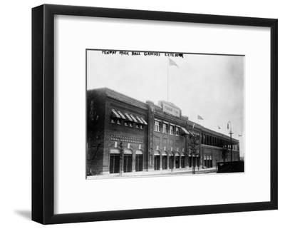 Fenway Park, Boston Red Sox, Baseball Photo No.4 - Boston, MA