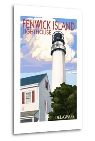 Fenwick Island, Delaware - Lighthouse