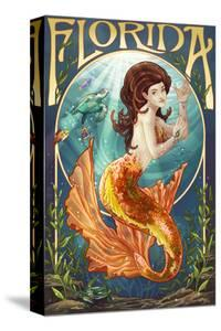 Mermaids Canvas Artwork For Sale Posters And Prints At Art