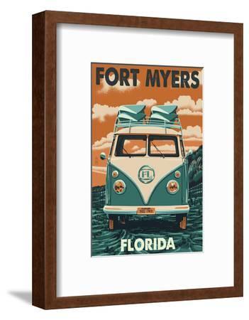 Fort Myers, Florida - VW Van