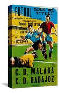 Futbol Promotion - Campo Del Vivero by Lantern Press