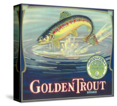 Golden Trout Orange Label - Lindsay, CA