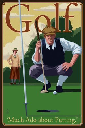 Golf - Much Ado about Putting
