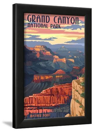 Grand Canyon National Park - Mather Point