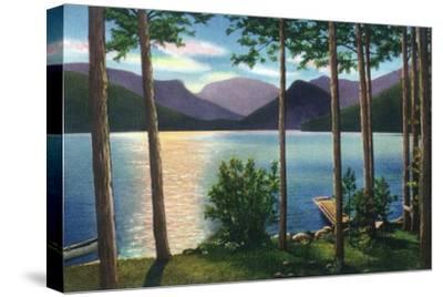 Grand Lake, Colorado - Sunrise Scene on the Lake