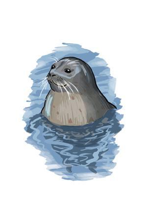 Harbor Seal - Icon