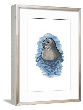 Harbor Seal - Icon