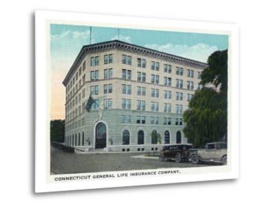 Hartford, Connecticut - Ct General Life Insurance Co Building Exterior