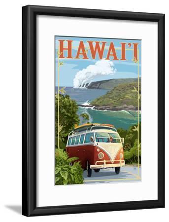 Hawaii - VW Van Cruise