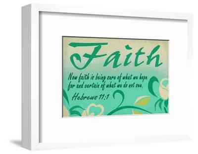 Hebrews 11:1 - Inspirational