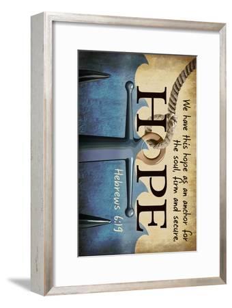 Hebrews 6:19 - Inspirational