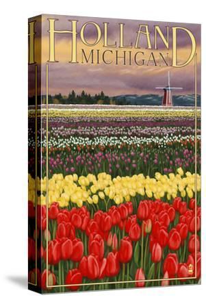 Holland, Michigan - Tulip Fields