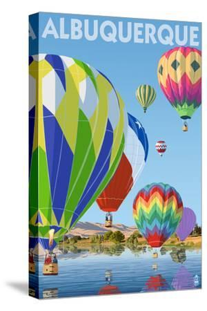 Hot Air Balloons - Albuquerque, New Mexico
