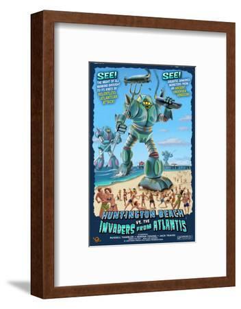 Huntington Beach, California vs. The Atlantean Invaders