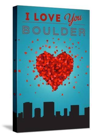 I Love You Boulder, Colorado
