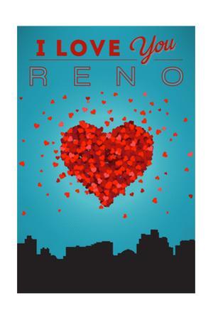 I Love You Reno, Nevada