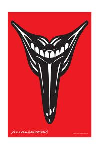 I Want to Rock N Roll - John Van Hamersveld Poster Artwork by Lantern Press