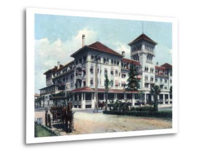 Jacksonville, Florida - Windsor Hotel Exterior View