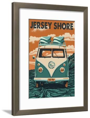 Jersey Shore - VW Van