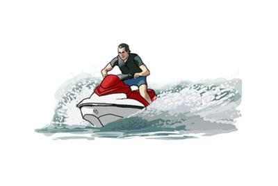 Jet Ski - Icon