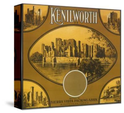 Kenilworth Orange Label - Riverside, CA