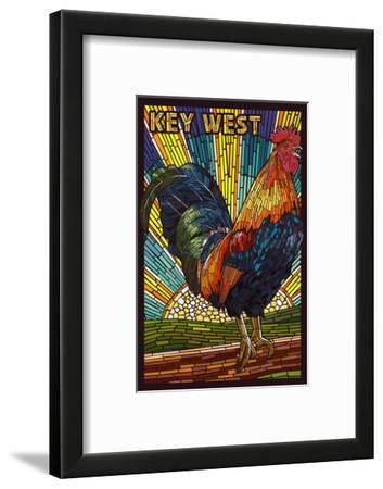 Key West - Rooster Mosaic