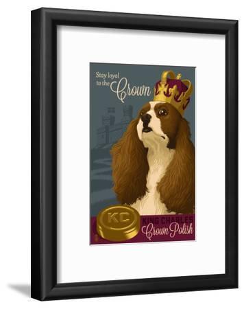 King Charles - Retro Polish Ad