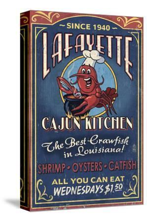 Lafayette, Louisiana - Cajun Kitchen