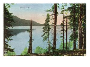 Lake Tahoe, California - View of Fallen Leaf Lake by Lantern Press